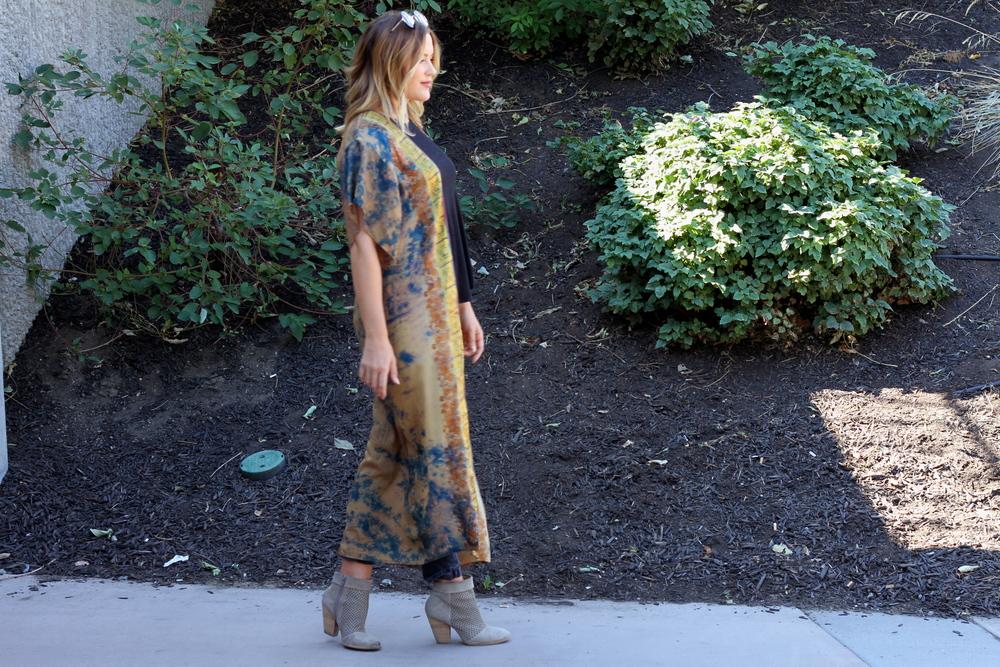 Silk Kimono, Gypsy Soul Designs