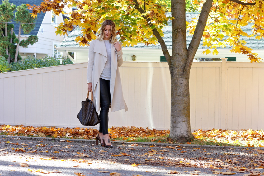 Trench Coat, Transitional Trench, Club Monaco.