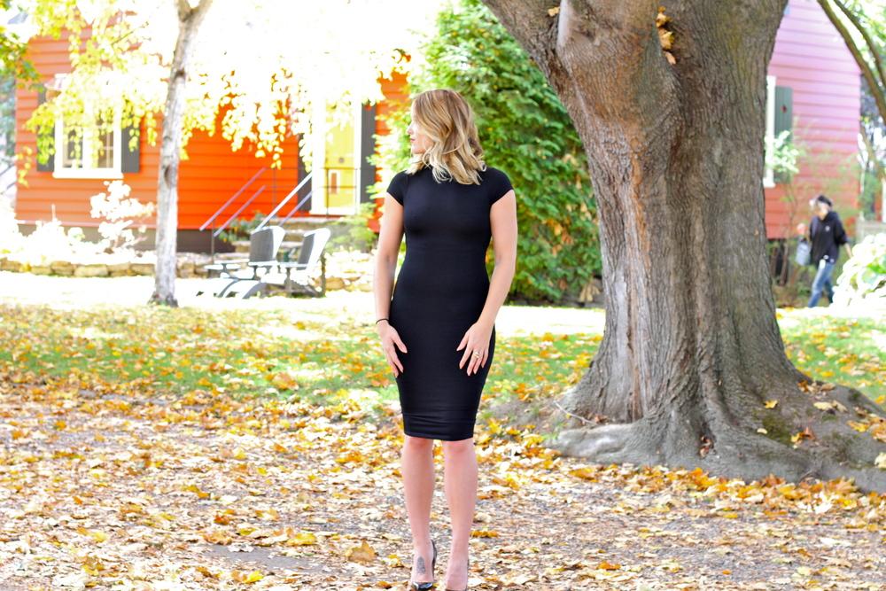 LDB, Little black dress, Naked Wardrobe