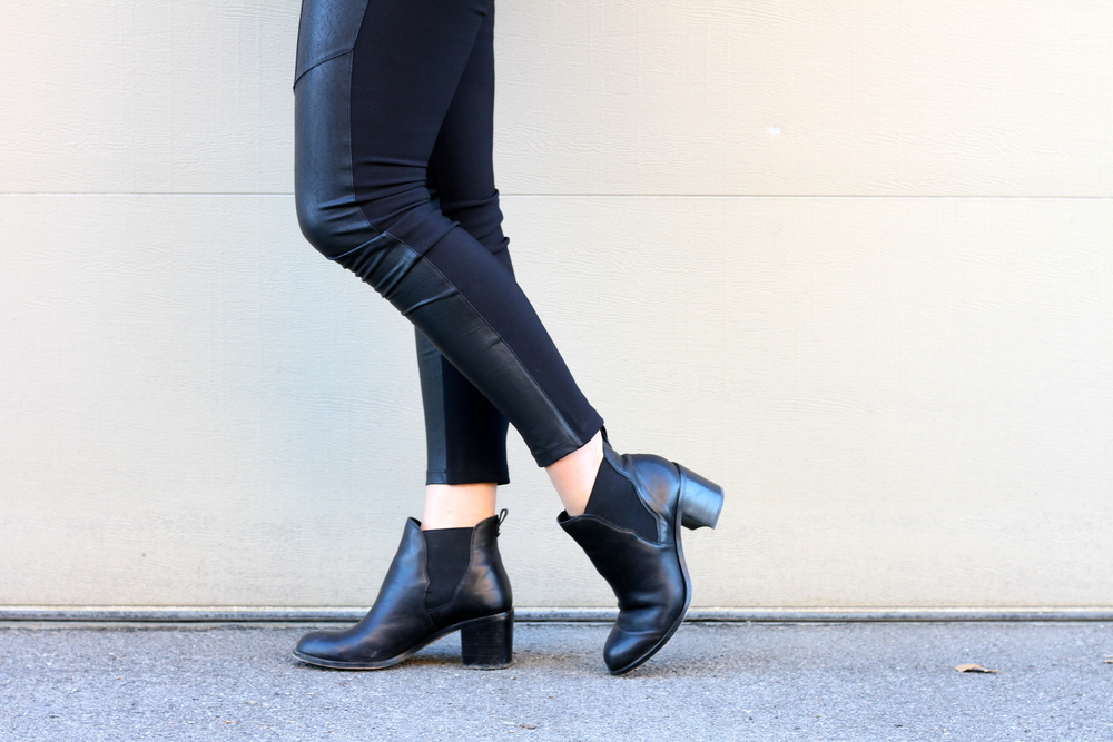 Sam Edelman Booties.