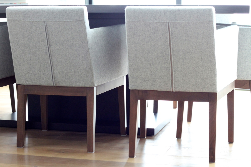 Soho Concept Harput Dining Room Chairs.