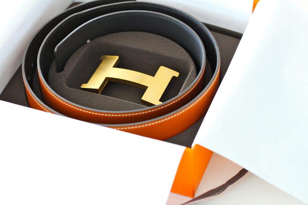Herm�s H Belt