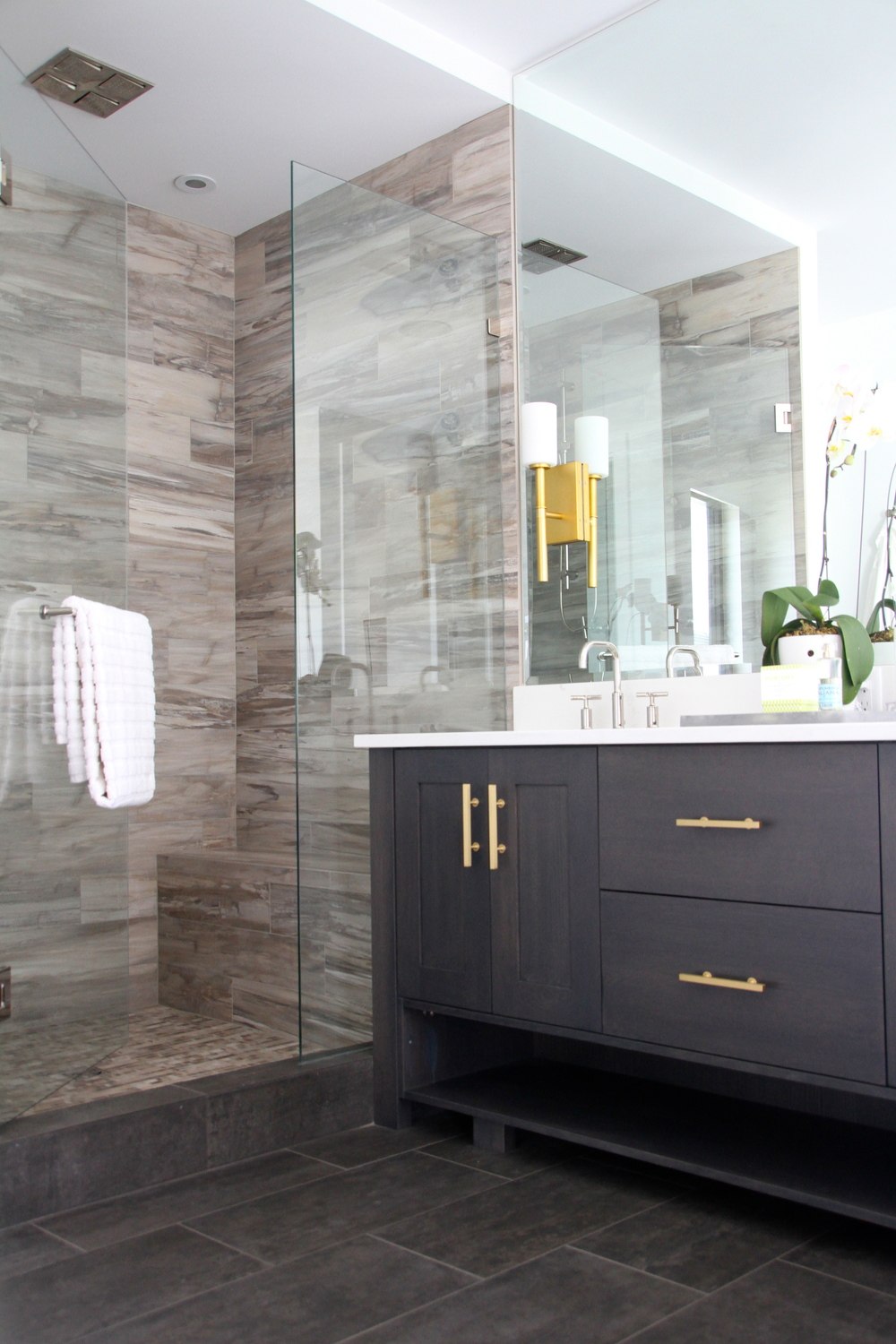 Master Bathroom Reveal.
