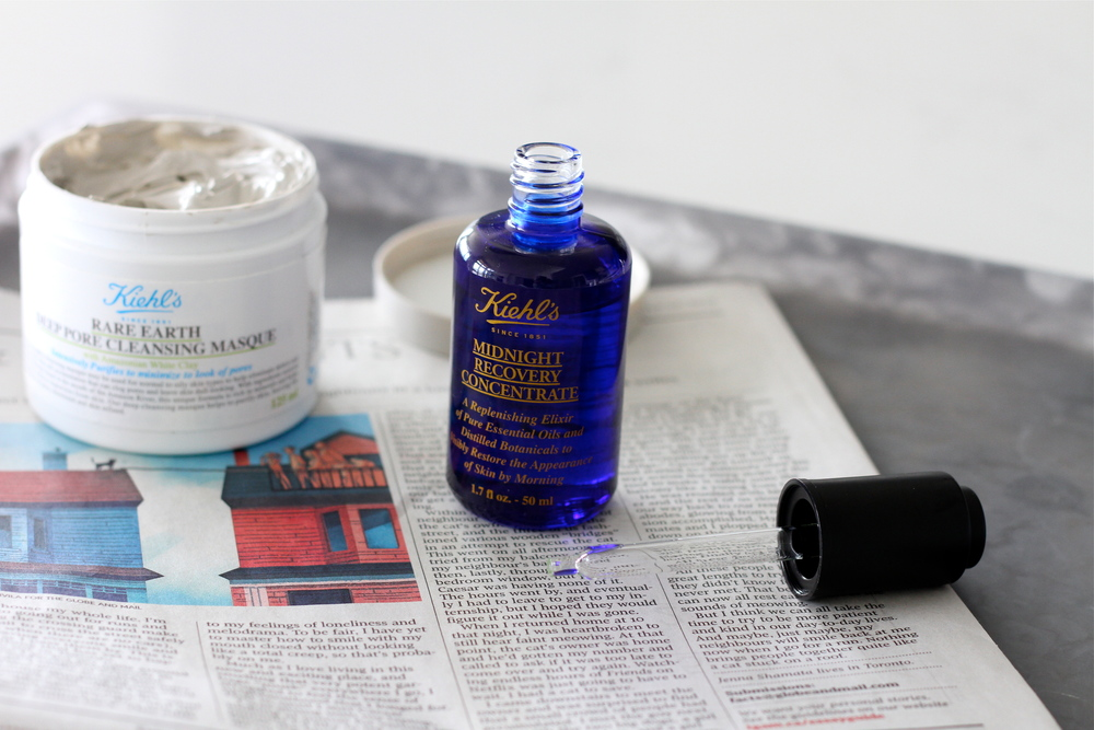 Kiehl's Mightnight Recovery Oil