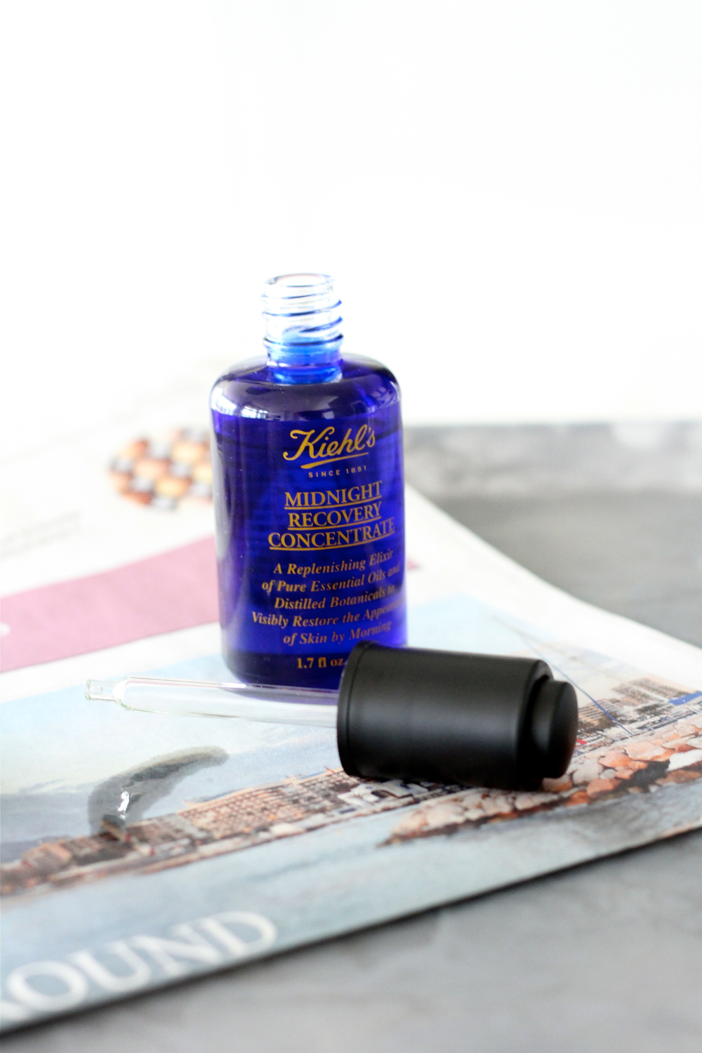 Kiehl's Midnight Recovery Oil