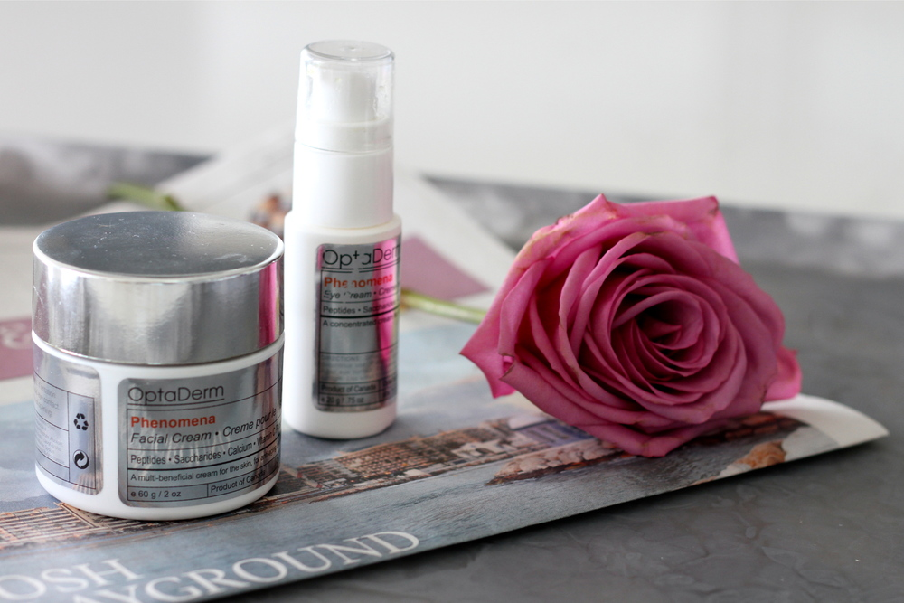 Optaderm Skincare Phenomena Eye Cream.