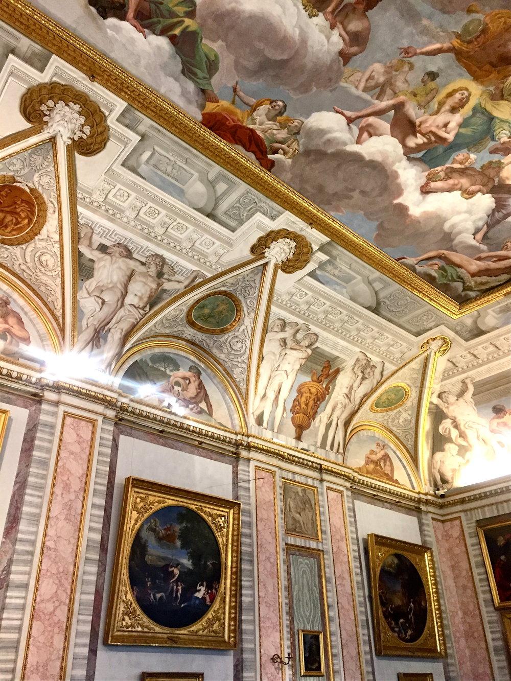 Galleria Borghese, Rome, Italy.