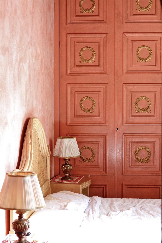 Airbnb, Navona, Rome, Italy.