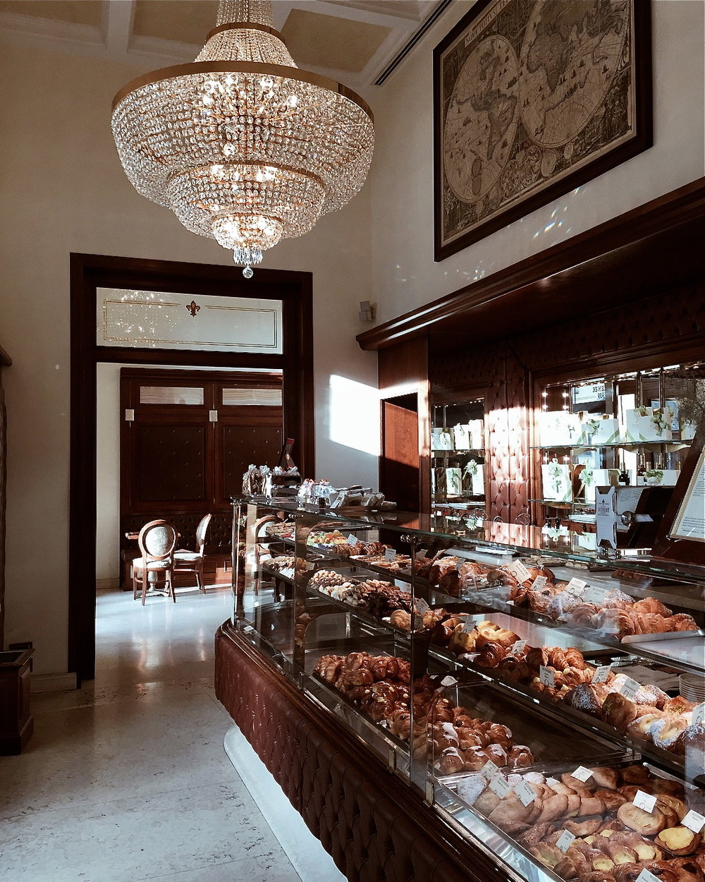 Caffe Scudieri, Florence, Italy