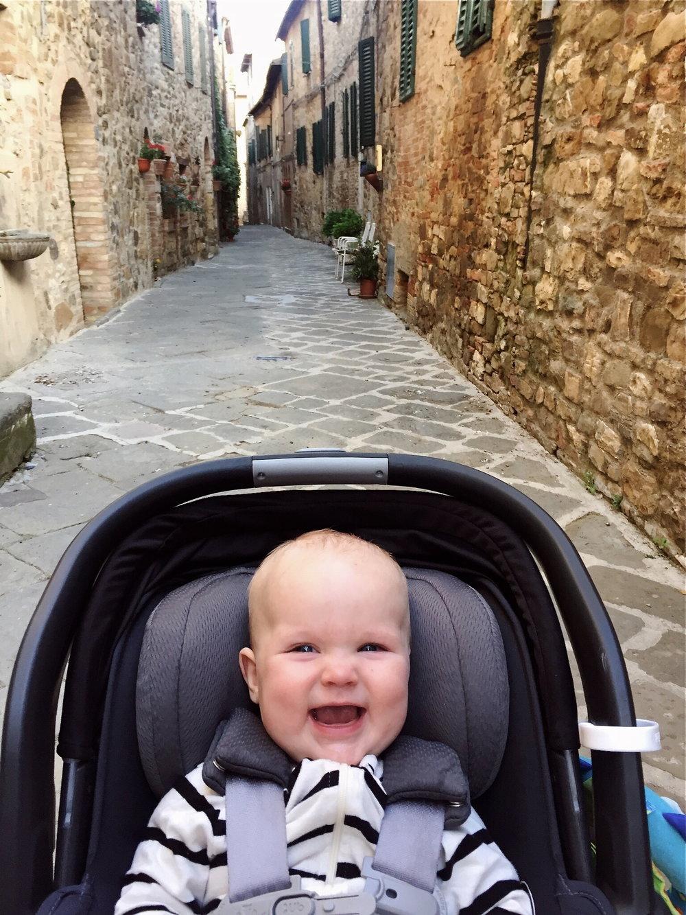 Castelnuovo dell'abate, Montalcino, Tuscany, Italy.