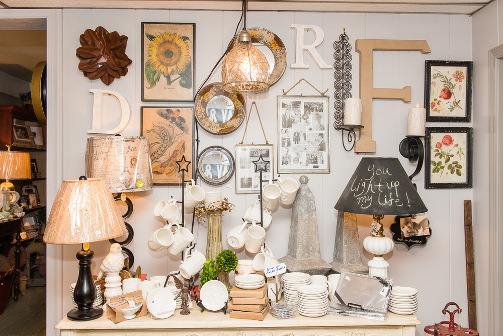 The Picket Fence has unique finds for home decor,  hostess gifts, bridal showers, birthdays, or just a nice present to show someone you care.