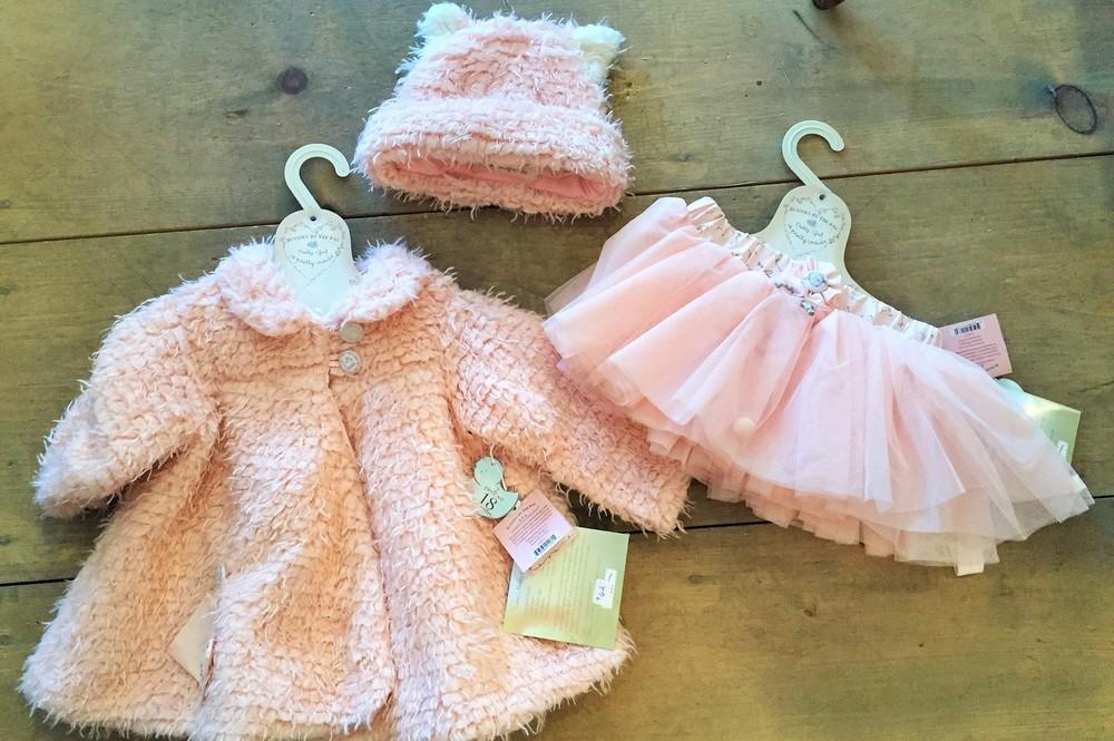 Baby Boutique - Tutus, super-soft blankets, onesies & plush animals.