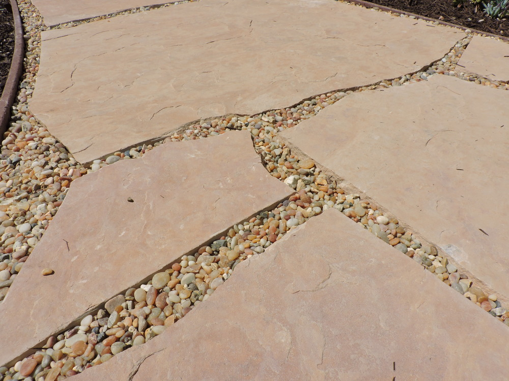 Paths and Patios