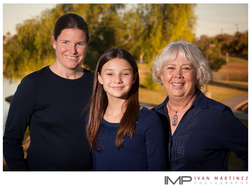 on location family photos