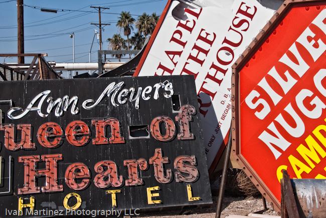 Las Vegas Neon Sign Boneyard image #4