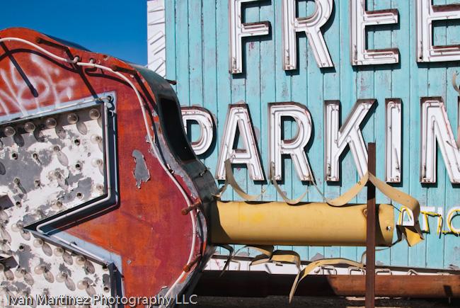 Las Vegas Neon Sign Boneyard image #1