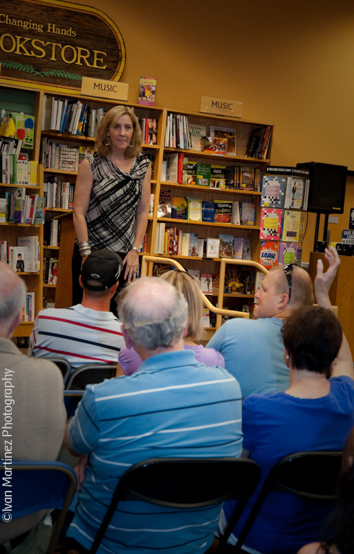 Slim Book Signing at Changing Hands Bookstore