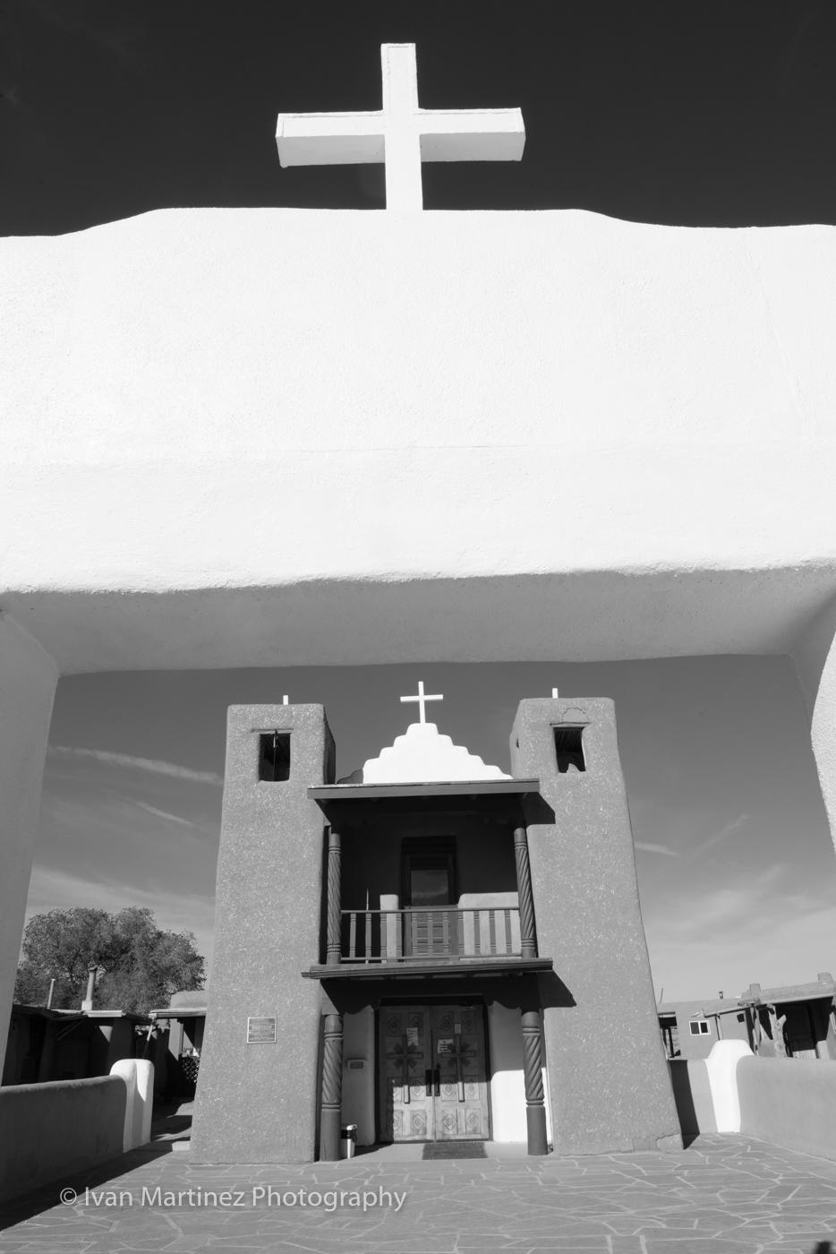 San Geronimo, Taos Pueblos