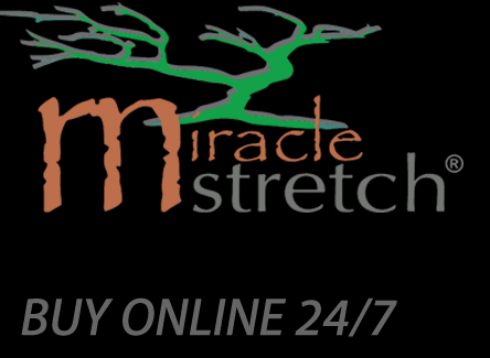 Piri-Stretcher® by Miracle Stretch® - For Piriformis Syndrome & Sciatica