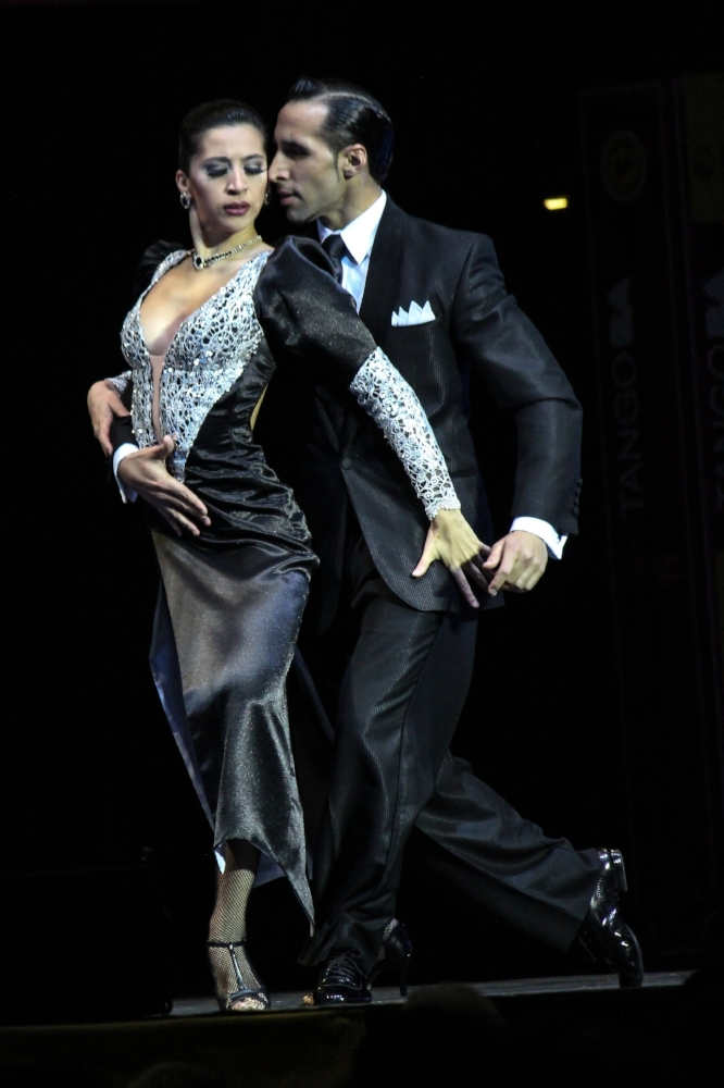 They love the Tango and the life they live together. - They are extremely well known in Argentina both in the teaching and the performing circuits.