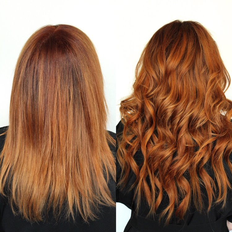 Gingersnap Hair