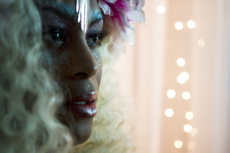Mya Taylor as Marsha P Johnson. Image credit: Nathan Fitch