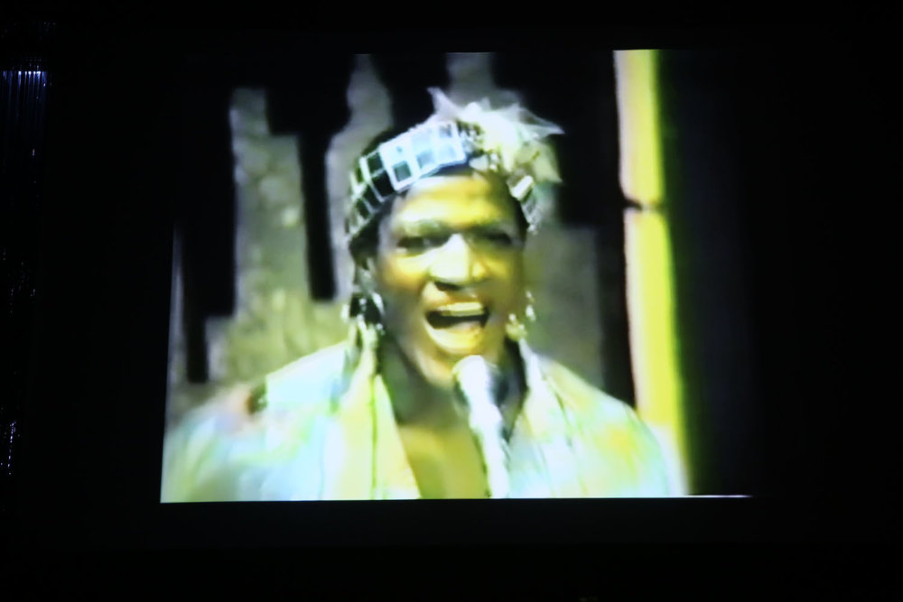 Marsha P Johnson projection
