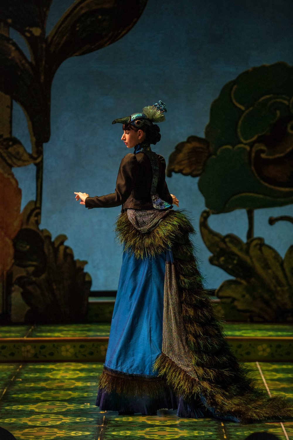 The Jungle Book , Goodman Theatre photo by Liz Lauren