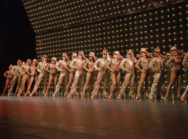 A Chorus Line , Paper Mill Playhouse photo by Jerry Dalia