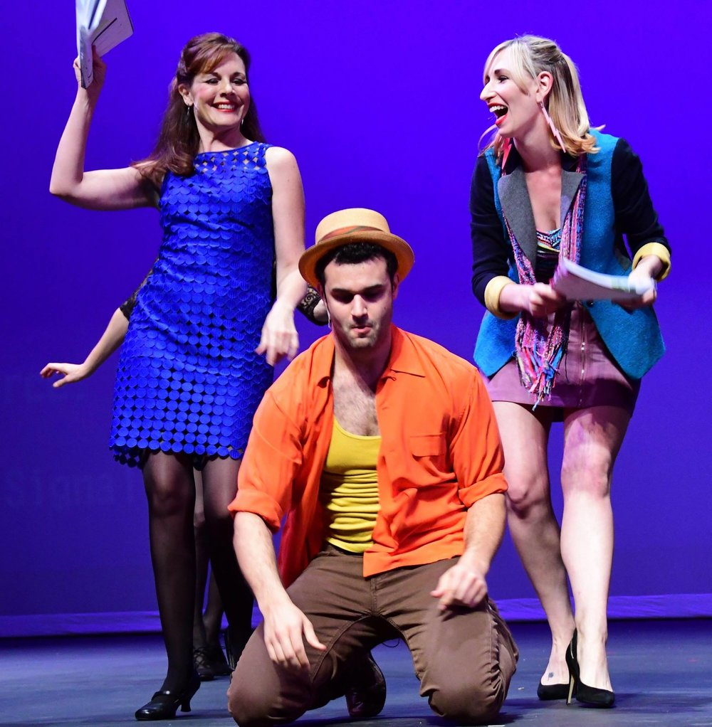 Women on the Verge of a Nervous Breakdown,  Musical Theatre Guild