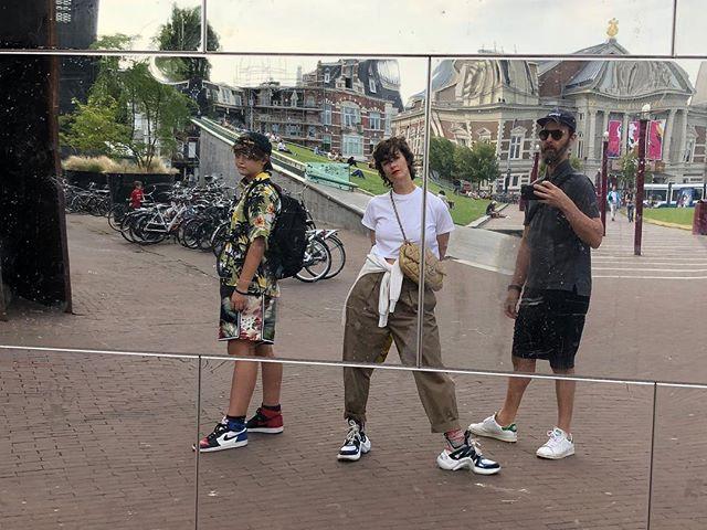Family Portrait #amsterdam