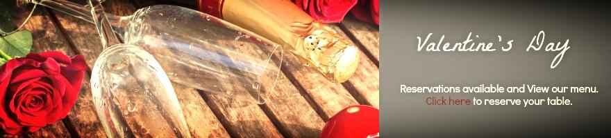 por wine house - Valentine's Day Menu