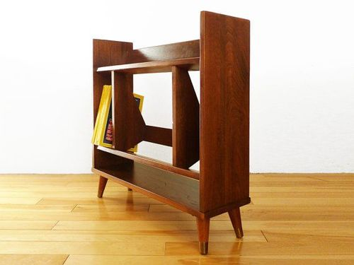 Small Mid Century Bookcase - RESERVED for CHLOE - Small Mid Century Bookcase - RESERVED For CHLOE — Cedar & Cotton