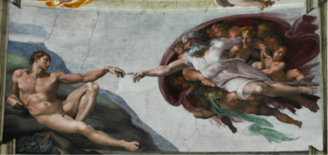 61. Chapter 43 - Sistine Chapel