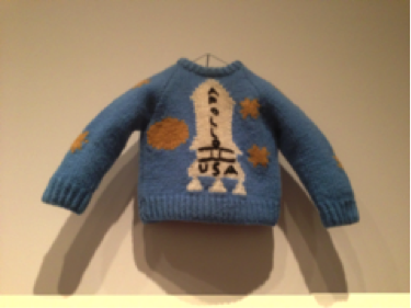 84. Chapter 44 - LACMA Sweater