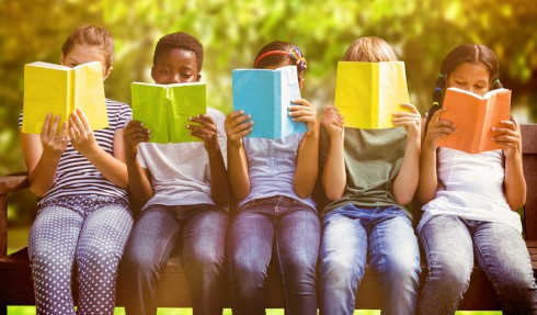 "Click to read article ""The Importance of Middle-Grade Fiction or Why Reading Scary School will Turn your Kid into a Well-Adjusted, Ivy League-bound, World-beater Dynamo"""