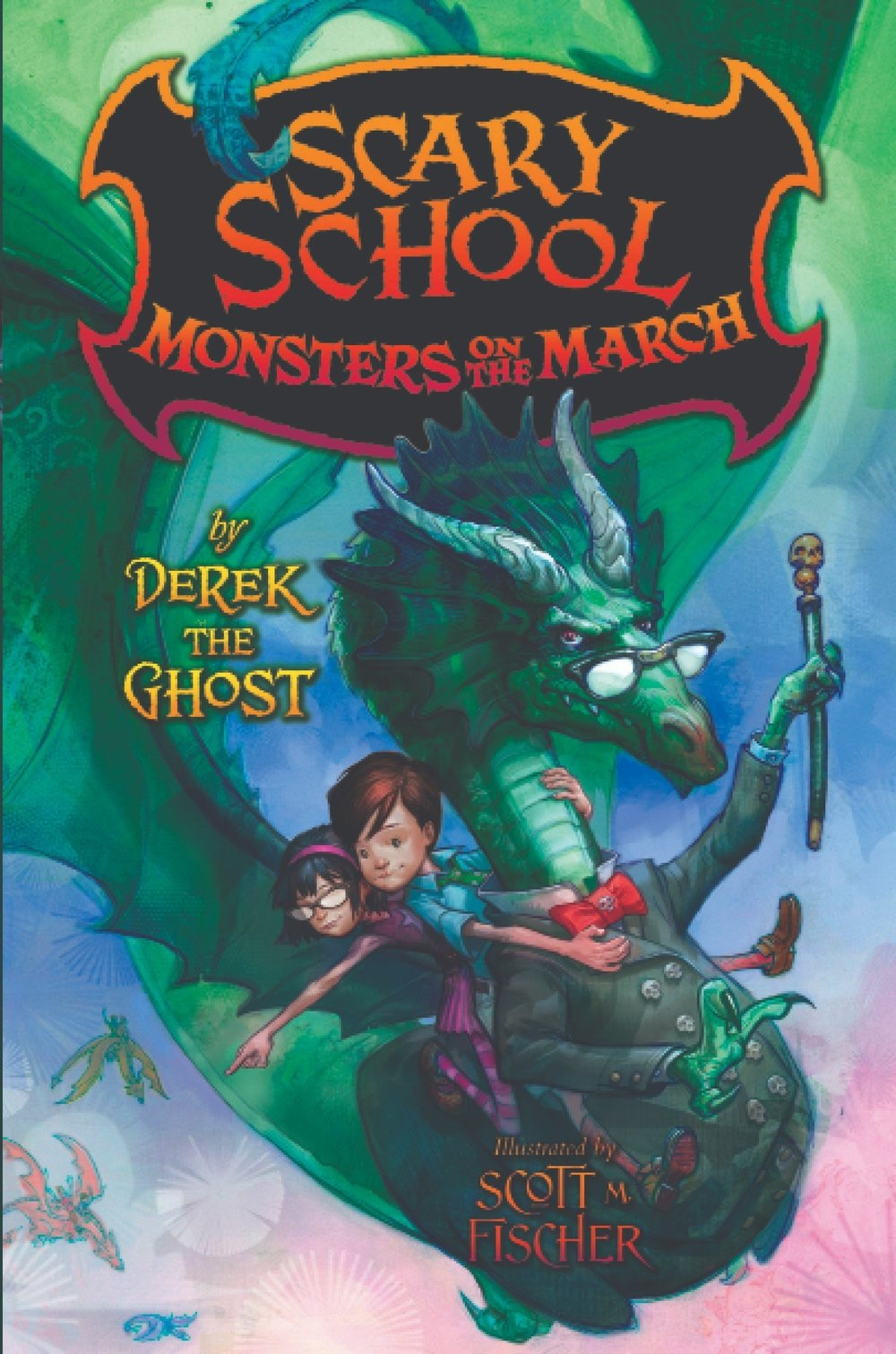 Scary School #2:Monsters on the March - Purchase on AmazonPurchase on Barnes and Noble