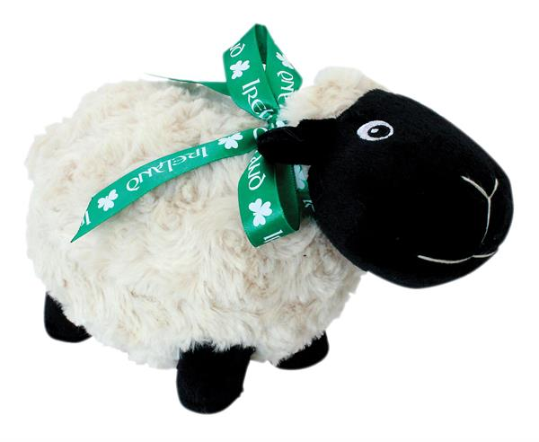 The Irish Boutique Black Sheep Plush Doll