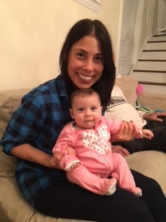 And this little blessing too, on her first Thanksgiving.