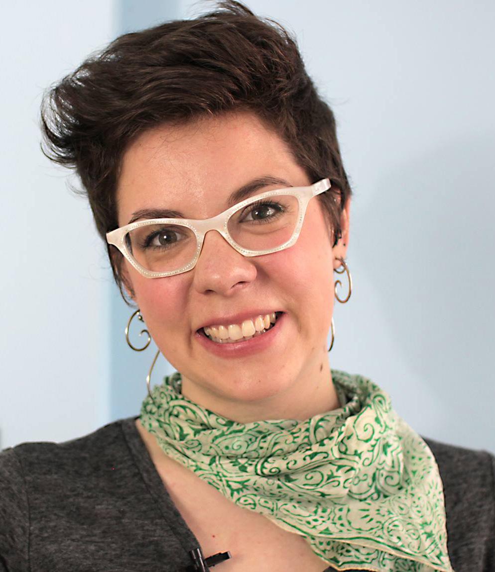 Adrienne Stortz, founder