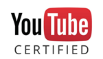 YouTube Certified Adrienne Stortz