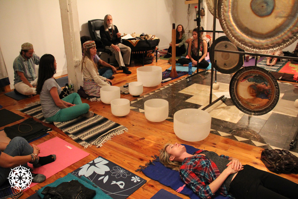 Gong Bath with Gong Master Don Conreaux
