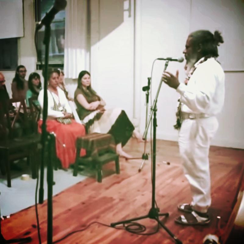 Episode 1 - Maestro Manuel Rufino - Shamanic Healing