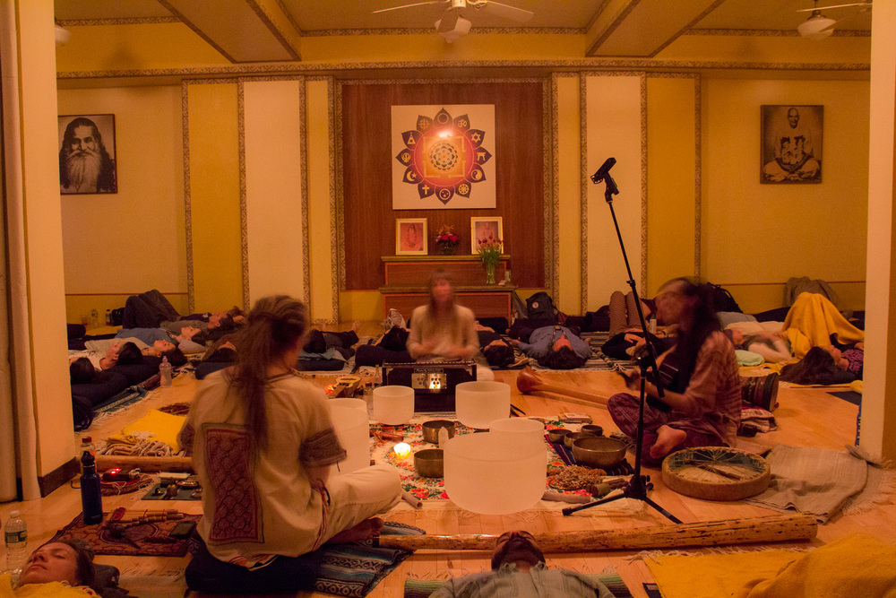 Dream Seed - Integral Yoga Institute - May 5th, 2015