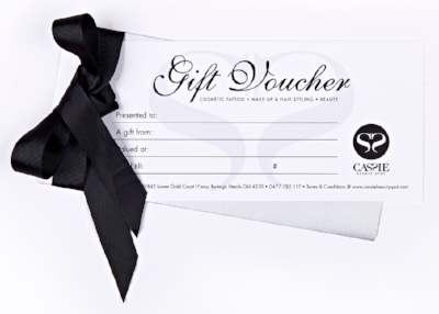 Gift Voucher Gold Coast Beauty