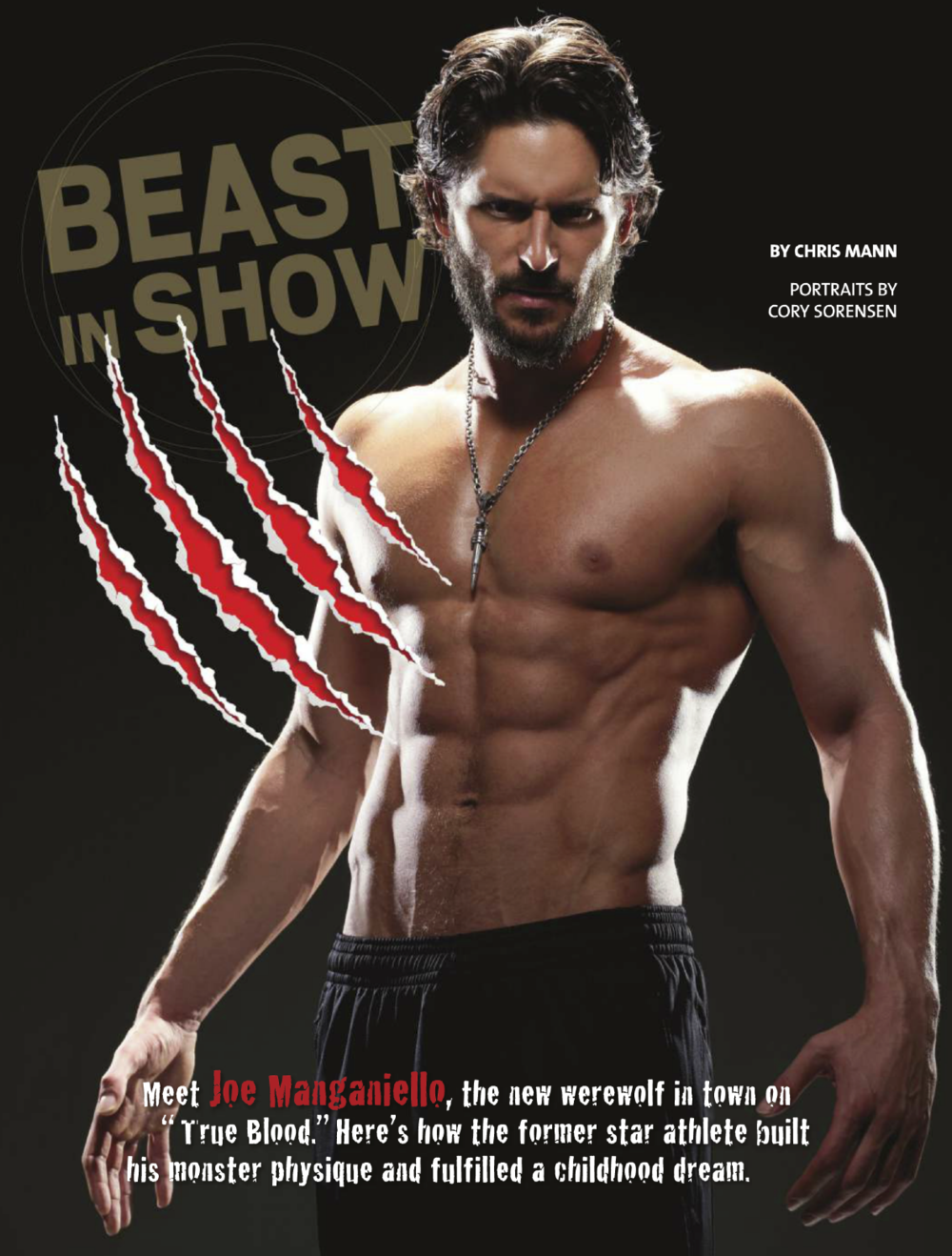 MUSCLE & BODY • AUG. 2010