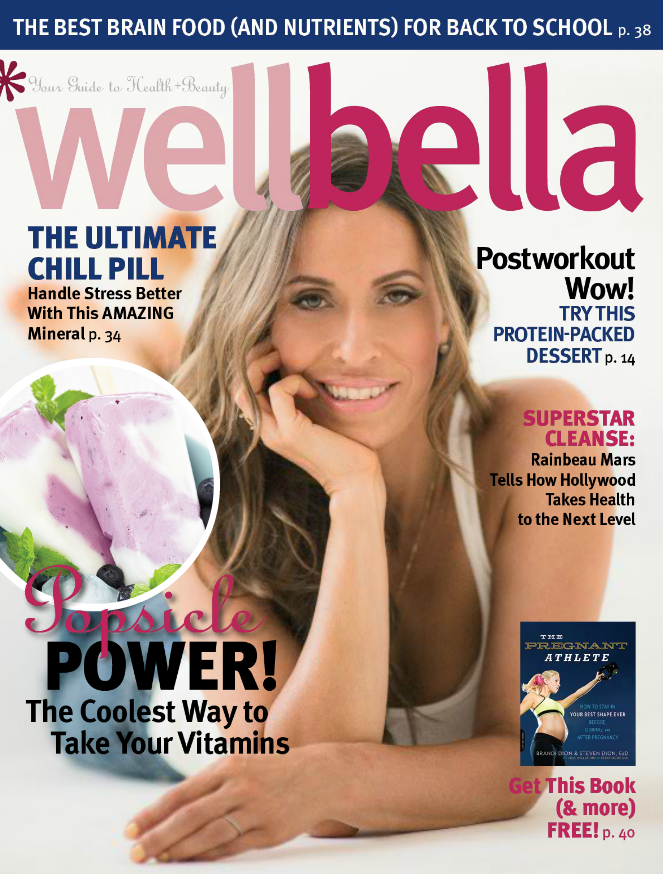WELLBELLA • AUG. 2014