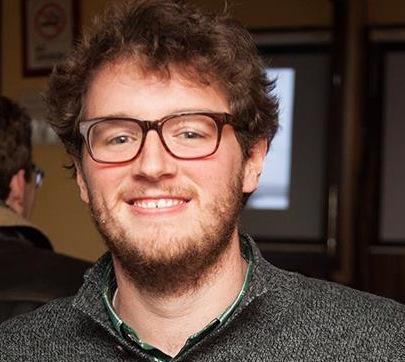 Filmmaker Liam Billingham