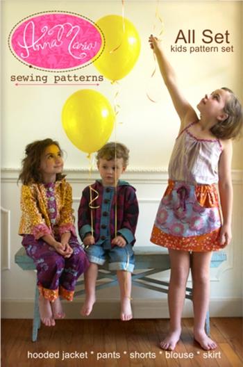 Amazon.com: Anna Maria Horner Study Hall Skirt Pattern ...