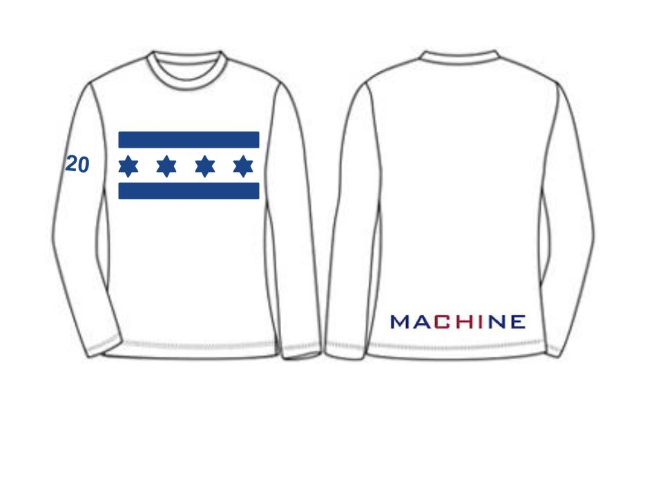 Alternate Long Sleeve Submission